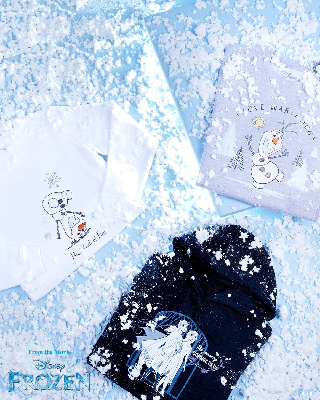 Frozen Hygge Collection