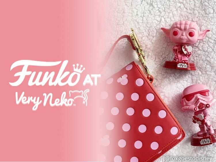 VeryNeko Funko Brand Banner