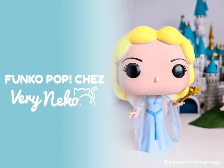 Funko Pop chez VeryNeko