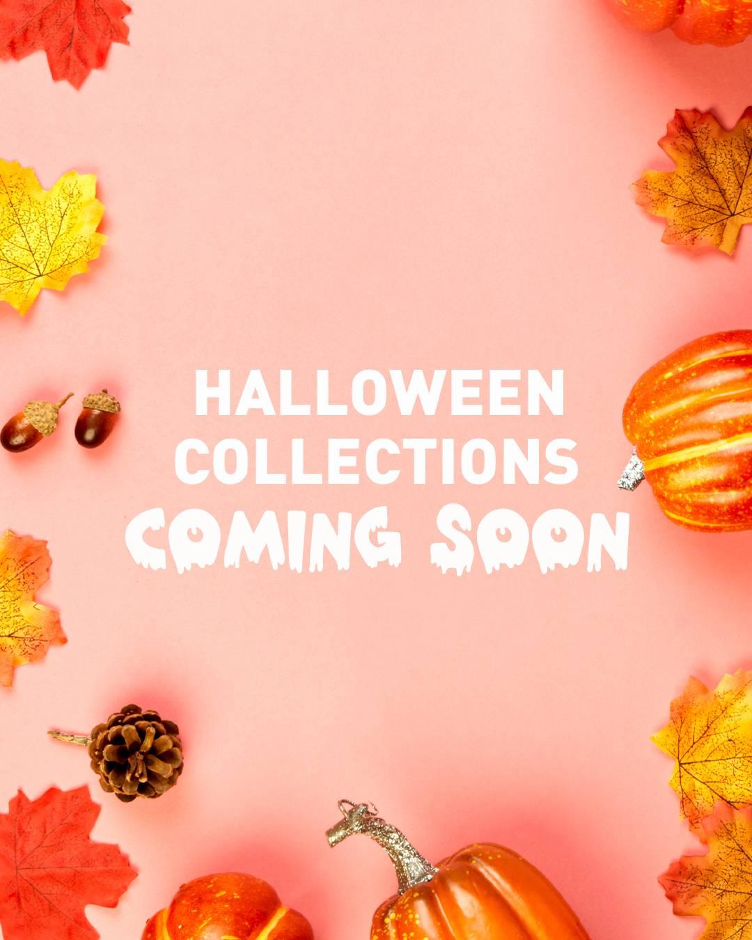 Halloween Coming Soon