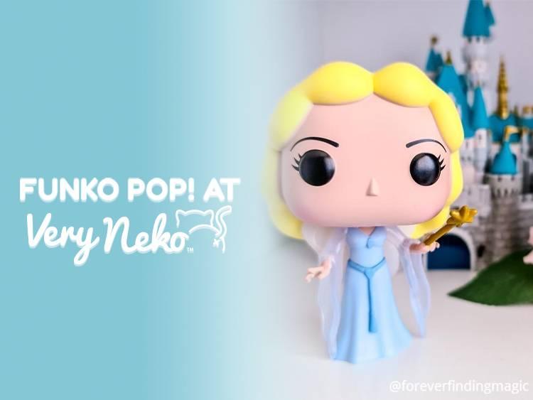 Shop Funko Pop at VeryNeko now