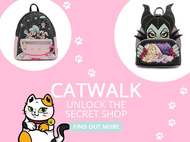 Catwalk - Unlock the Secret Shop