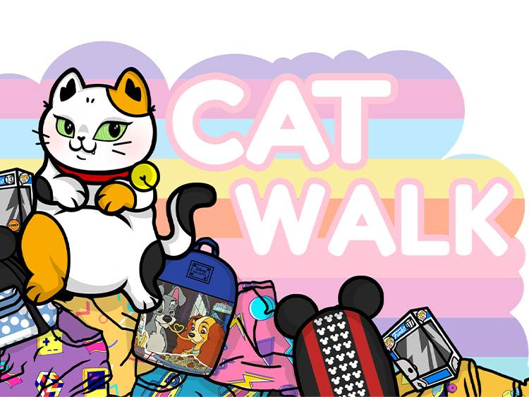 Introducing The Catwalk!