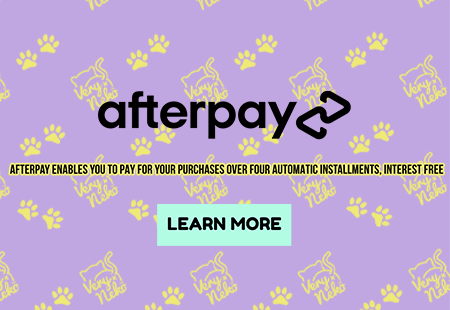 Check out with Afterpay on VeryNeko!