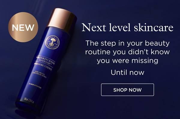 NEW: Next level skincare.