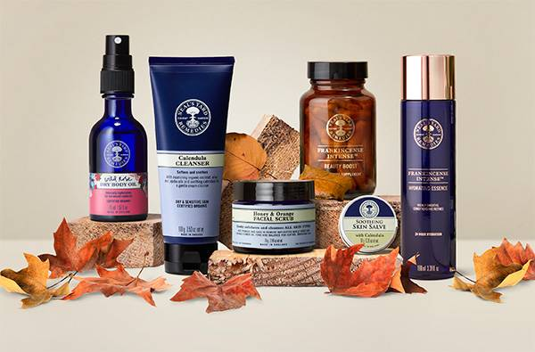 Autumn Heroes || Nurture your inner health and nourish your outer beauty whatever the weather
