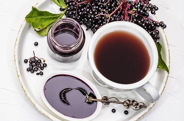 Herb of the Month - Elderberry