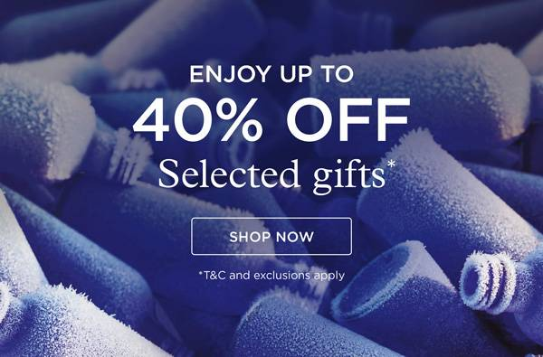 Neal's Yard Remedies | Homepage Banner | 40% selected gifts