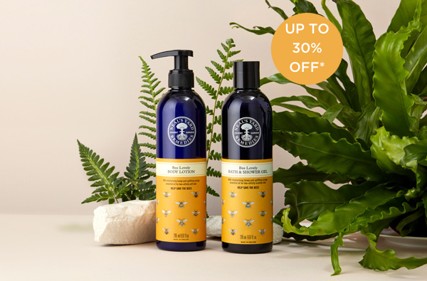 Meet our NEW natural and organic beauty and wellbeing collections