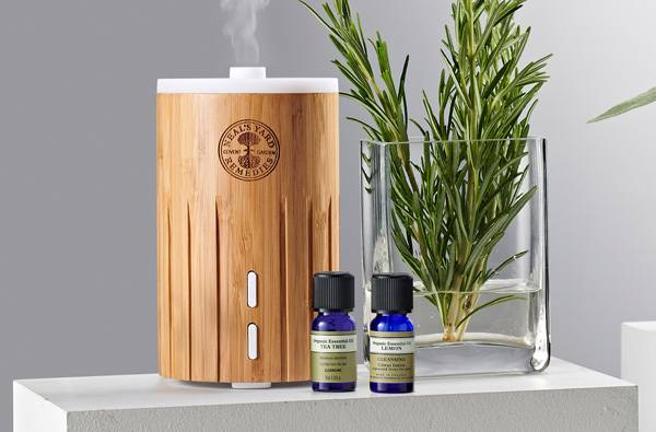 Create your aromatherapy moment