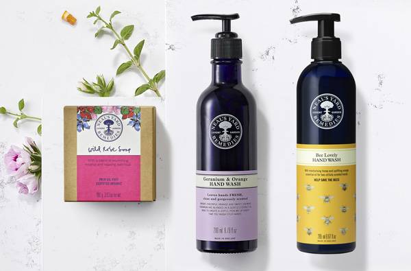Hand Washes And Soaps
