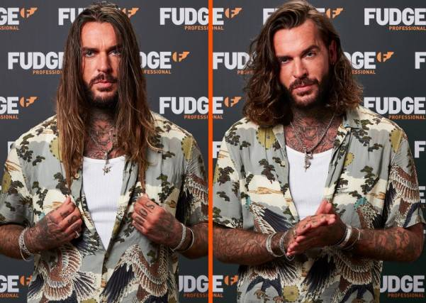 Pete Wicks Before and After Hair Transformation