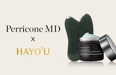 Perricone MD x Hayou collaboration