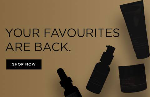 Your favourites are back in stock