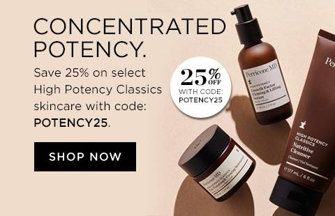 25 percent off solutions for fine lines and wrinkles