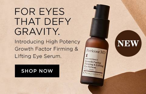 Discover our new High Potency Growth Factor Firming and Lifting Eye Serum