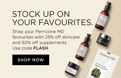 FLASH SALE 25 OFF SKINCARE 50 OFF SUPPLEMENTS