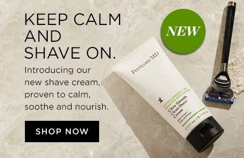 shave cream launch