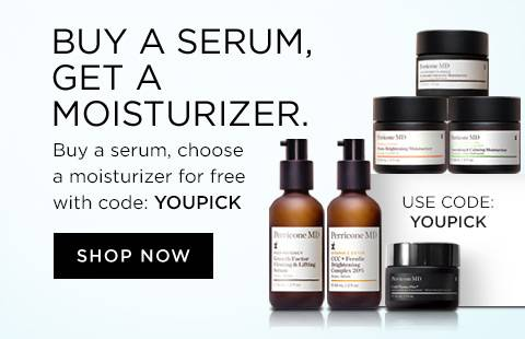 Buy a Serum get a Moisturizer
