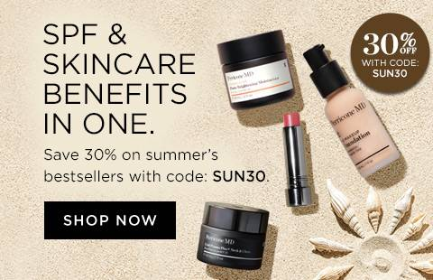 SPF & Skincare Benefits in One