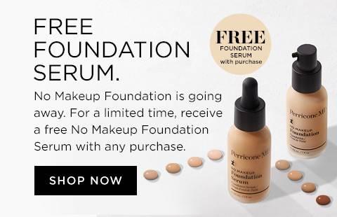 NMS Free Foundation Serum
