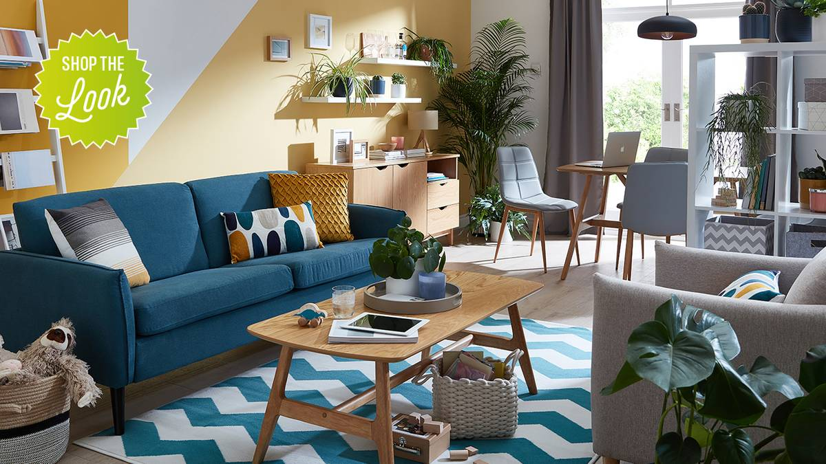 shop the look living dining room
