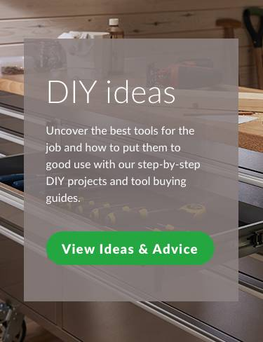 DIY Ideas. Uncover the best tools for the job and how to put them to good use with our step-by-step DIY projects and tool buying guides.