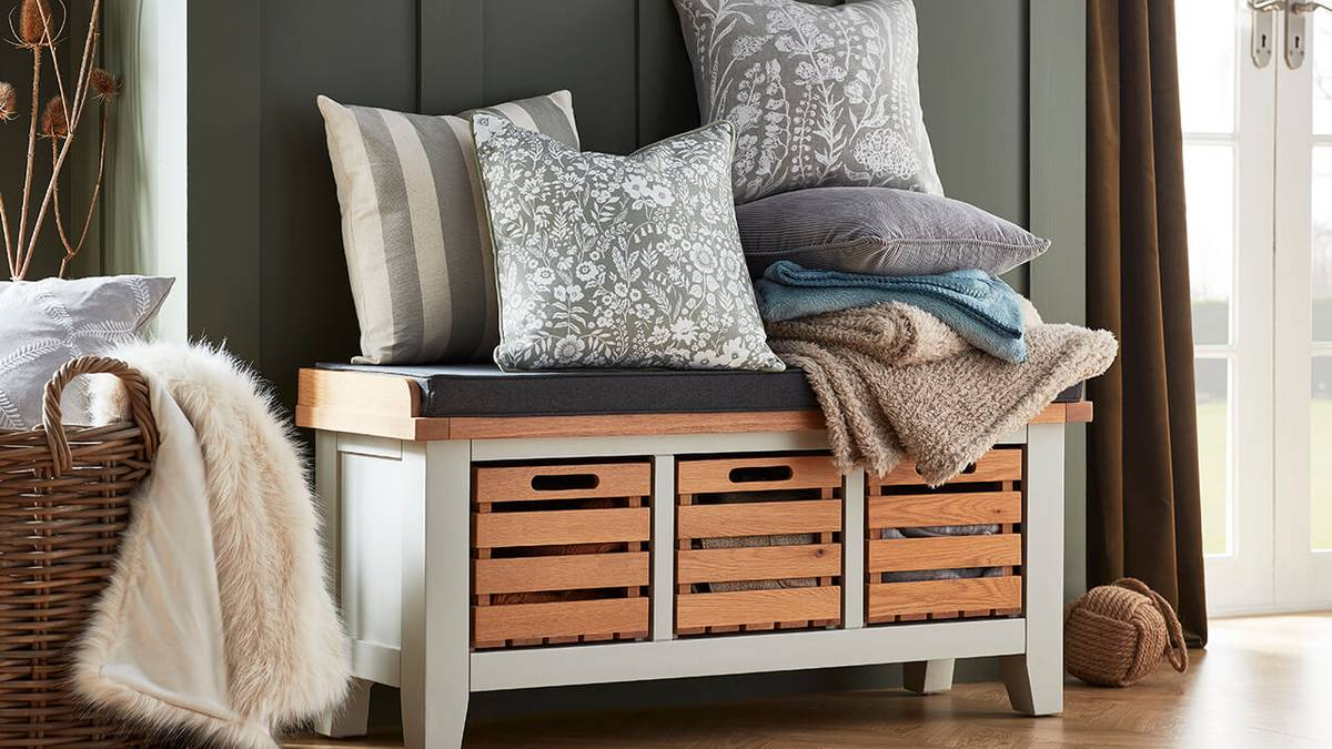 Storage for every room of the house