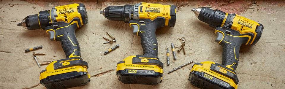 STANLEY FATMAX Drilling and Screwdriving