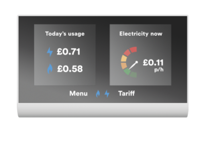 Smart meter console example