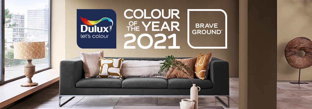 Dulux. Colour of the year 2021