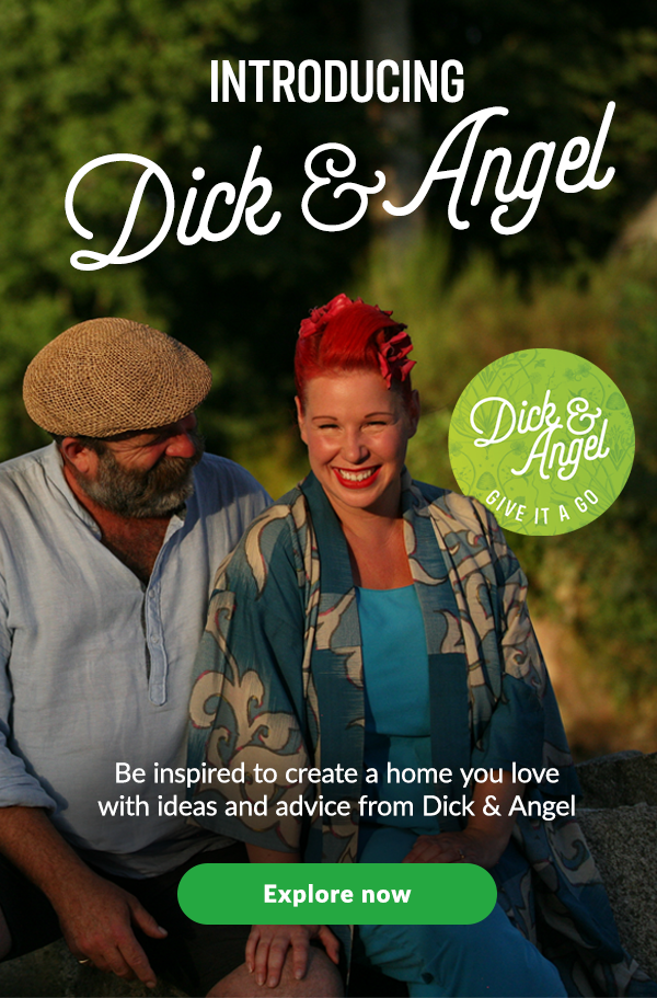 Give it a go with Dick & Angel