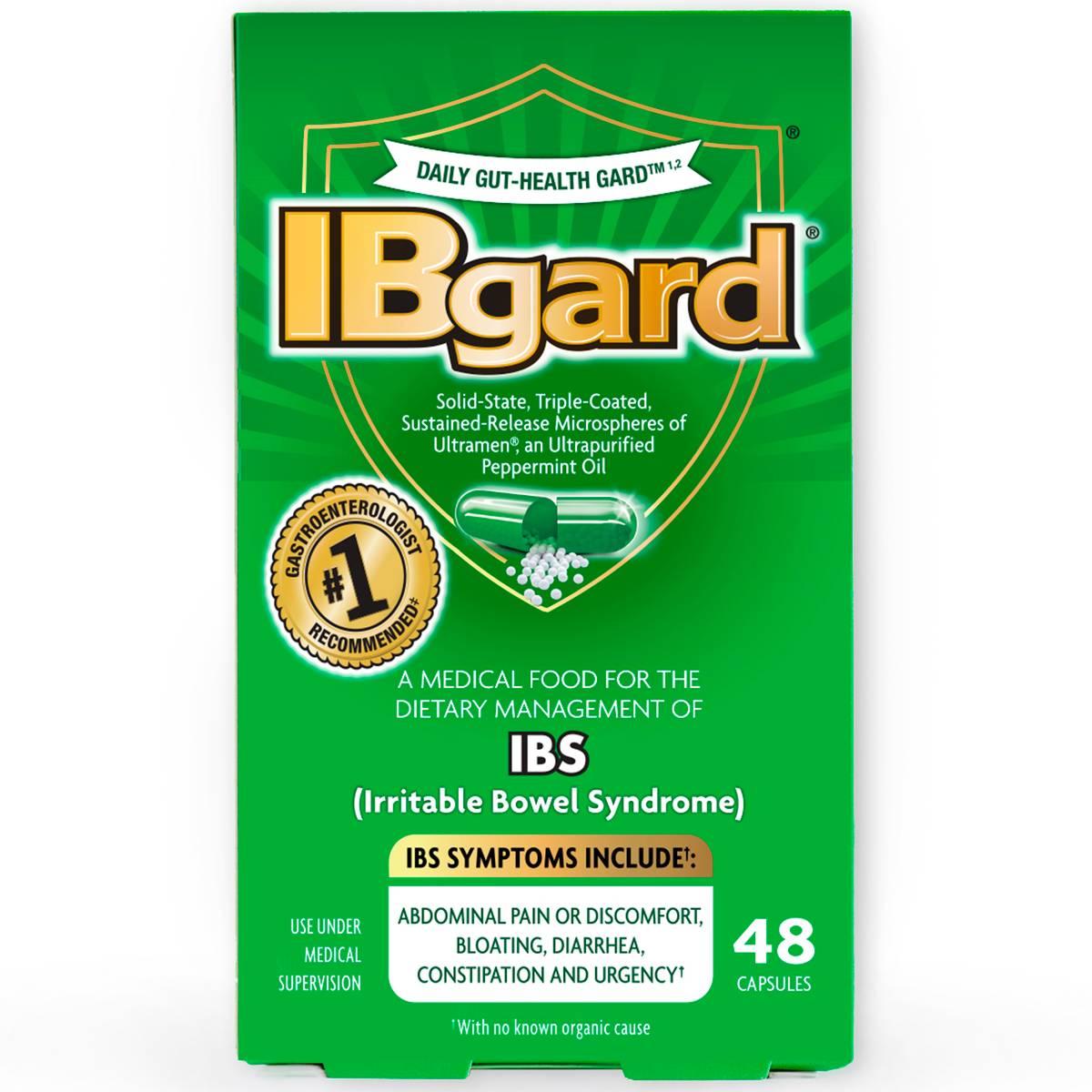 IBgard 48 capsules product