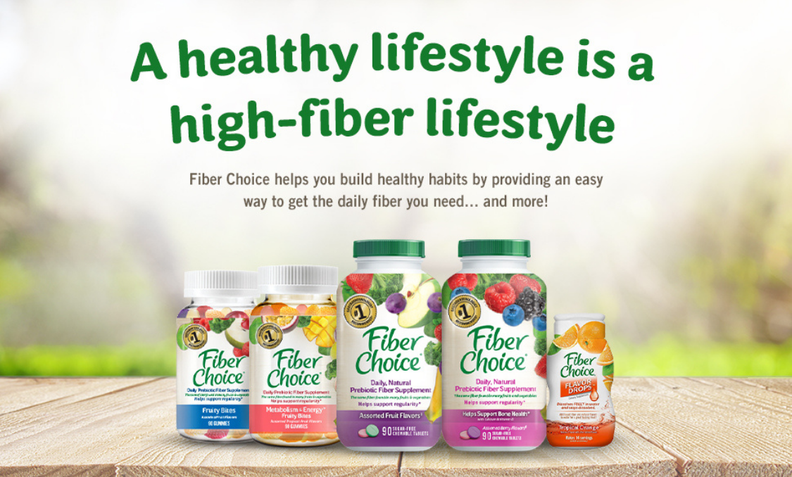 Fiber Choice products