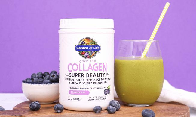 garden of life beauty collagen