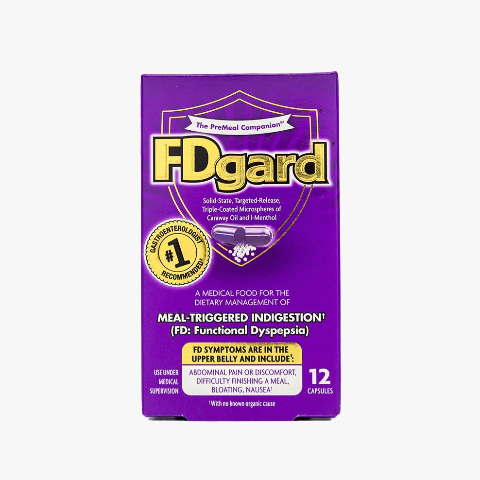 FDgard 12 capsules product