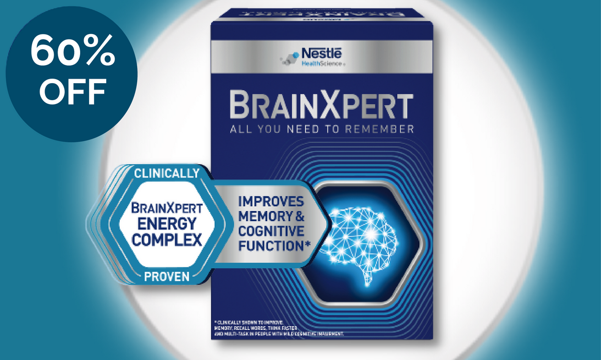 BrainXpert – Improves Memory and Cognitive Function
