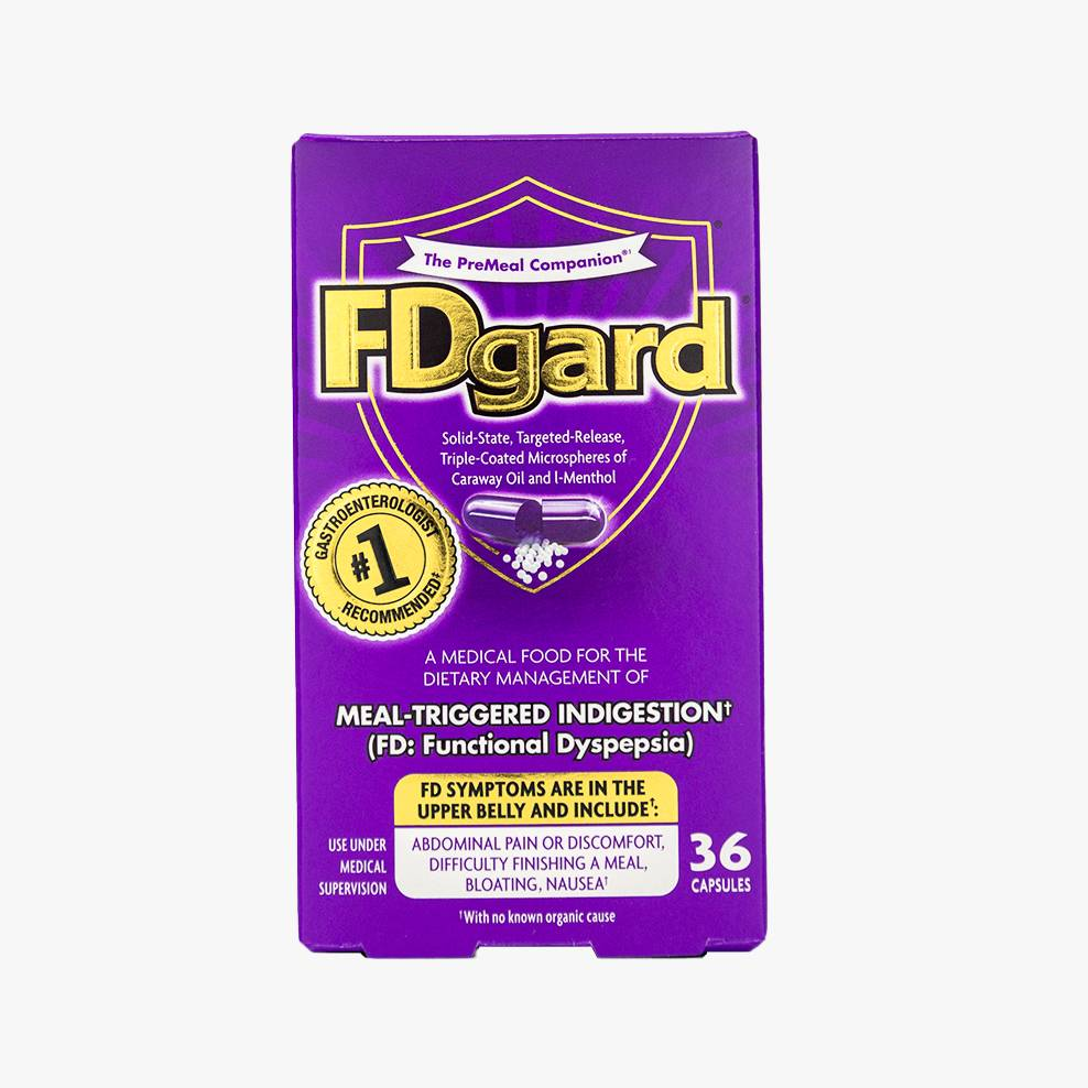 FDgard 36 capsules product
