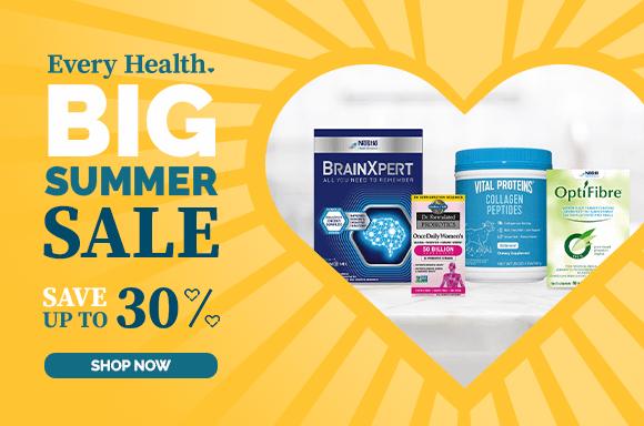 Every Health Big Summer Sale