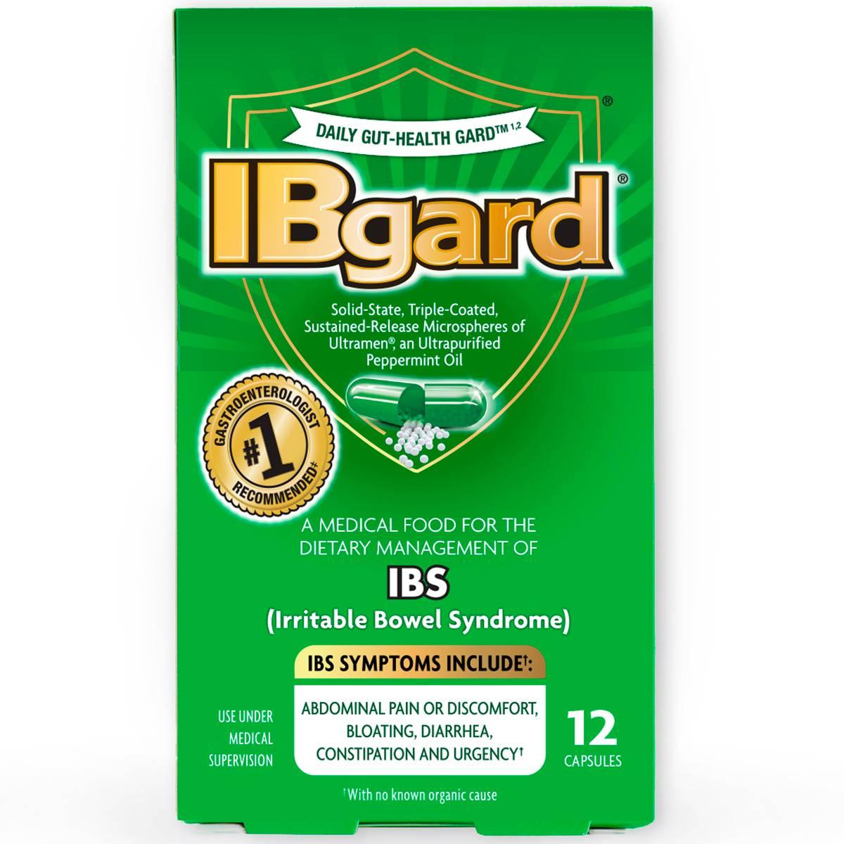 IBgard 12 capsules product