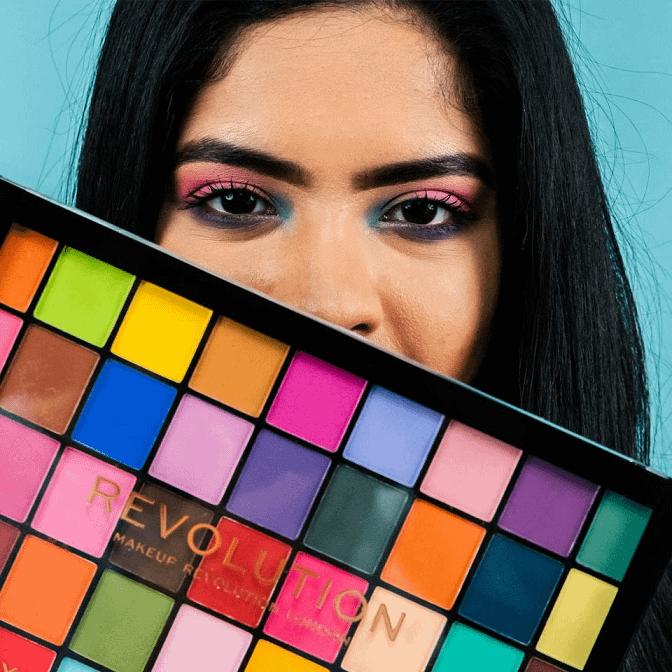 Revolution Beauty eyeshadow palette