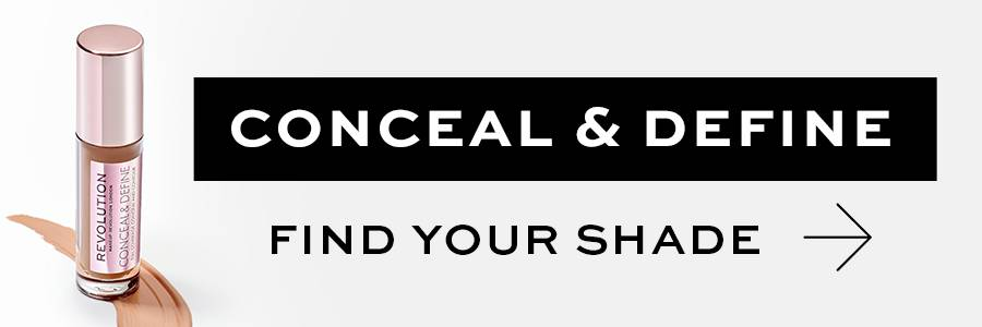 Conceal & Define find your shade 27 different faces wearing different shades