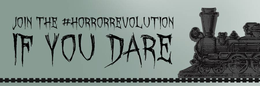 Join the #horrorrevolution if you dare