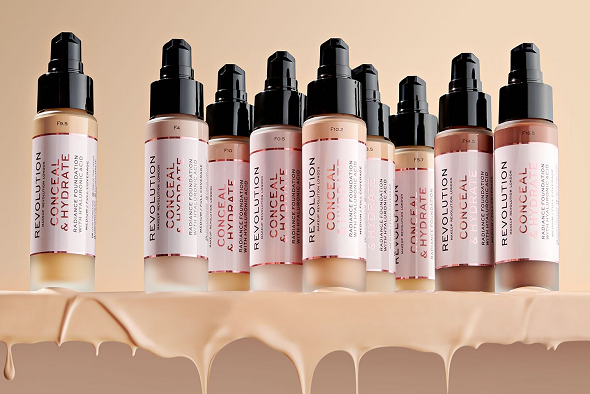 Revolution Beauty Conceal & Hydrate product