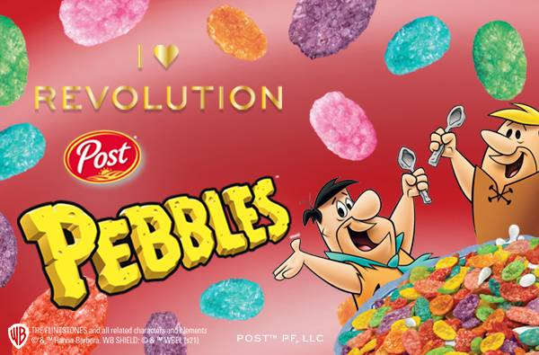 I heart Revolution Pebbles Coming Soon