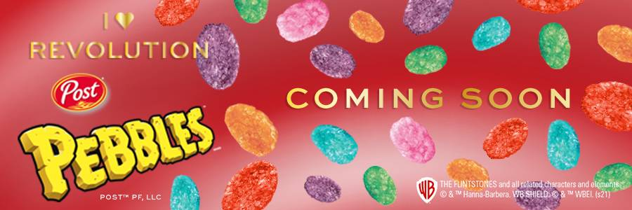 Revolution X Pebbles Coming Soon Click to sign up to the waitlist