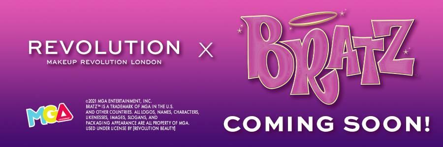 Revolution X Bratz Coming Soon!