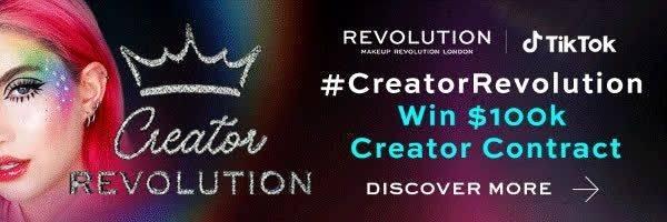 Creator revolution competition