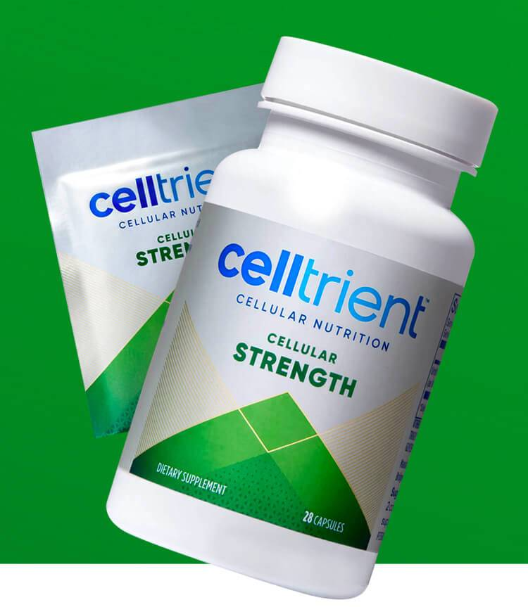 Image of Celltrient Cellular Strength product range