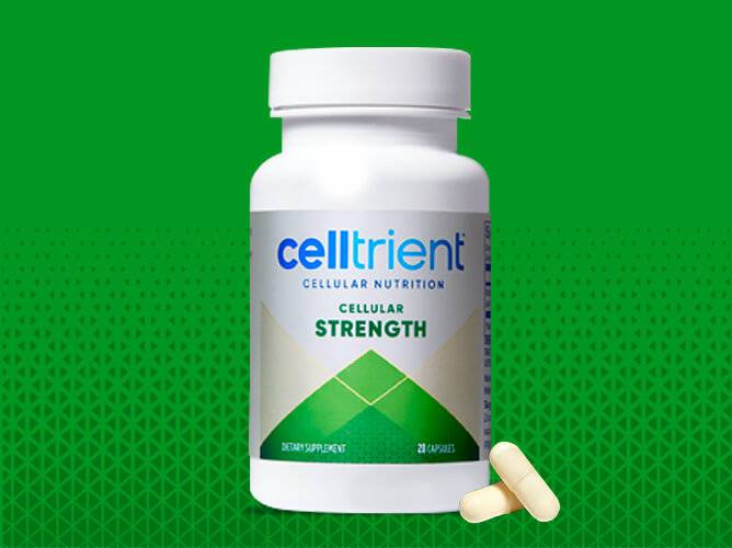 Celltrient Strength urolithin a capsules